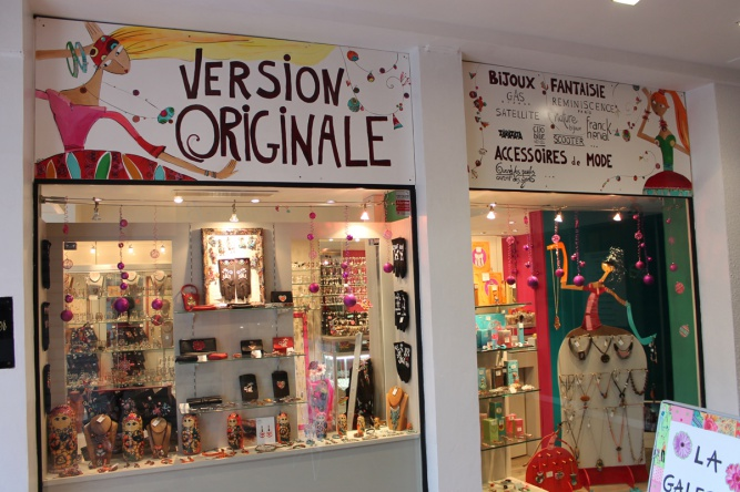Magasin Version Originale